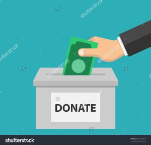 sponsor donation